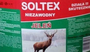 ANTYJELEŃ odstaszacz dzikich zwierząt  wiadro 10kg -soltex