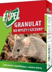 GRANULAT na myszy szczury 250g EXPEL