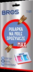 Lep pułapka na MOLE SPOŻYWCZE MAX 1szt. bros