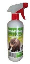 Odstraszacz zwierzad Wild Stop na KUNY 500ml