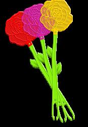 PACKA na muchy Bros Kwiatek kwiat