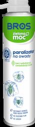 Zielona Moc Paralizator na owady 300ml Bros