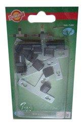 Złączka `T` do linki 3mm  LITZCLIP  5szt -kpl