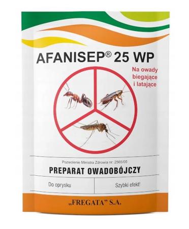AFANISEP 25 WP 25G -