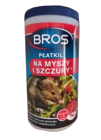 PŁATKIL PŁATKI na myszy szczury 250g BROS
