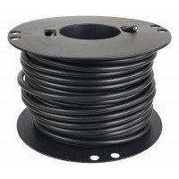 Przewód wysokiego napięcia 1,6mm  czarny 25m