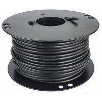 Przewód wysokiego napięcia 1,6mm  czarny 50m